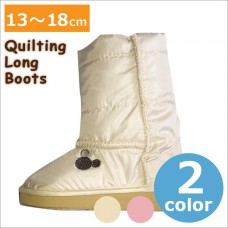 Quilting Long boots
