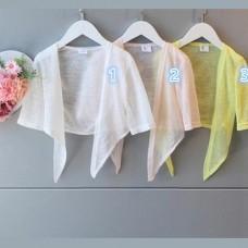 2016 new children's clothing ★ ★ summer of sheer cardigan ★ UV ★