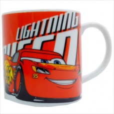 Cars 3 Cross Road Porcelain Children Mug / McQueen