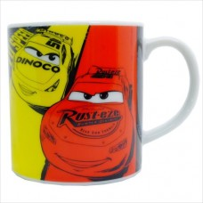 Cars 3 Cross Road Porcelain Child Mug / Cruise