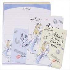 Alice Volume Up Letter of Wonderland