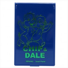 Chip & Dale Folding Standing Mirror S / Foil Navy