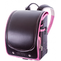 Fuwari school bag 5 for girls  (fluffy compact classic)